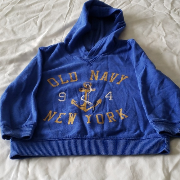 Old Navy Other - Old Navy Hooded Sweatshirt